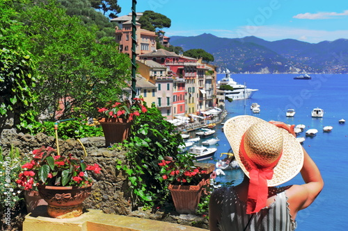Carta da parati Portofino