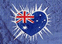 National Flag Of Australia The...