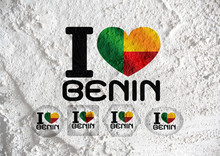 Benin Flag Themes Idea Design ...