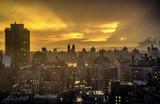 Sunset New York City Manhattan
