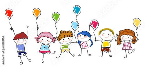 grupa-dzieci-z-balonami