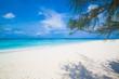 White sand beach of Andaman Sea in Tachai island - Thailand
