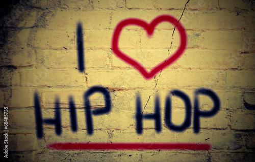 Láminas  I Love Hip Hop Concept