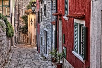 Fototapeta Architektura Rovinj, Croatia