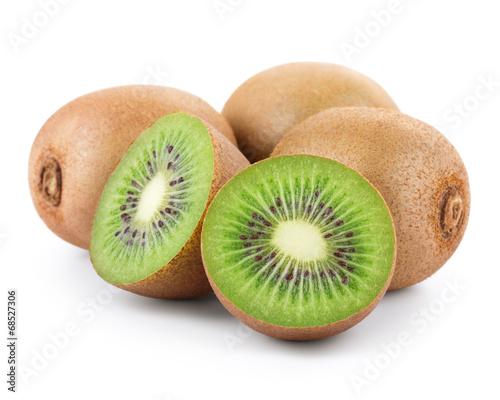 Foto op Aluminium Vruchten Kiwi fruit