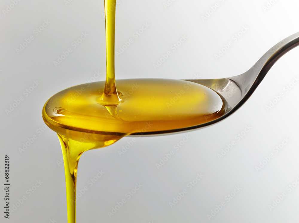 Fototapety, obrazy: pouring cooking oil