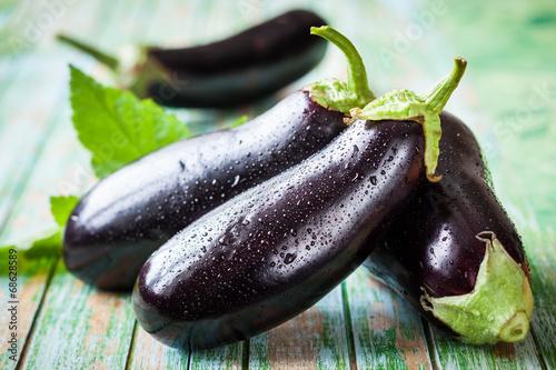 Photo Eggplant