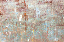 Messy Rusty Texture