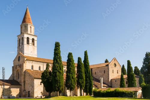 Basilica di Santa Maria Assunta in Aquileia Canvas Print