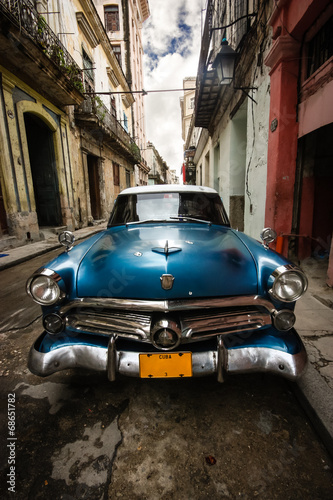 Photo  Cuba Vintage