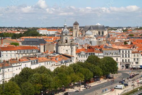 Vieux port de La Rochelle, France © Picturereflex