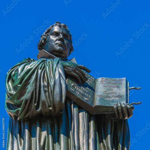 obraz lub plakat Luter