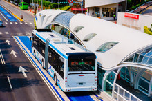 Bus Rapid Transit (BRT) System...