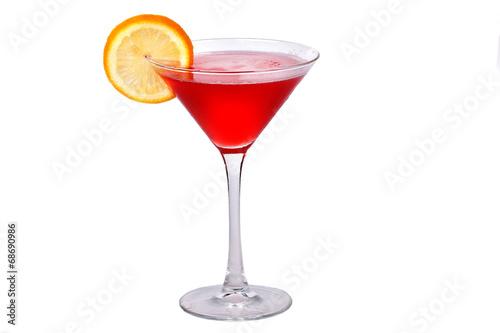 Fotografía  red cocktail