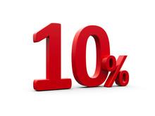Red Ten Percent