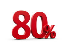 Red Eighty Percent