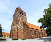 Sankt Hans Kirke Møn Stege Da...