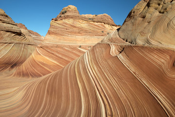 Fototapeta Góry The Wave, Paria Canyon