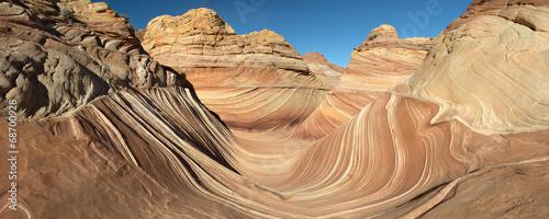 The Wave, Paria Canyon - 68700928