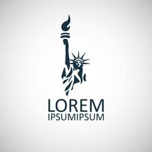 Usa Symbol Icon.