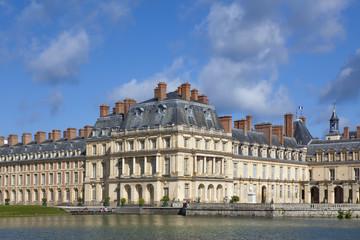 Fototapeta na wymiar Fontainebleau