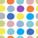 Abstract circles pattern seamless for your design - 68747129