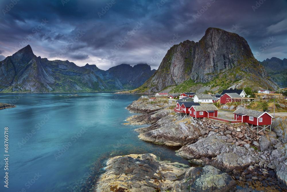 Fototapeta Norway.