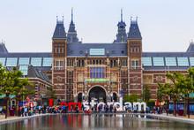 Amsterdam, Netherlands. The Sq...
