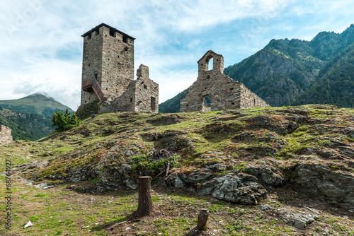 Photo Castle of Graines, Aosta Valley (Italy)