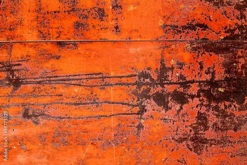 fototapeta na ścianę zardzewiały abstrakcyjne tło