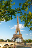 Fototapeta Wieża Eiffla - Tour Eiffel Paris