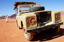 Land Rover Jeep Journey