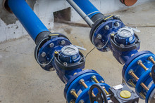 Wasserzähler Trinkwasser - Großer DN