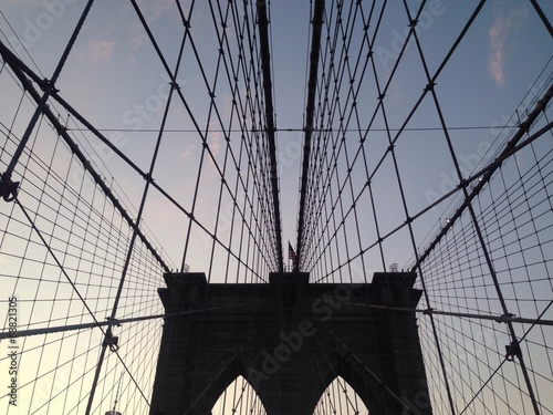 Brooklynbridge, NYC