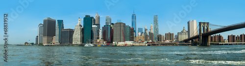 Foto op Aluminium New York Manhattan
