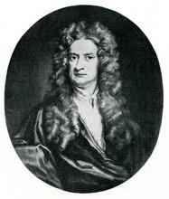 Isaac Newton, English Physicis...