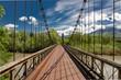 Brücke über die Durance