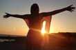 abbracciando il sole