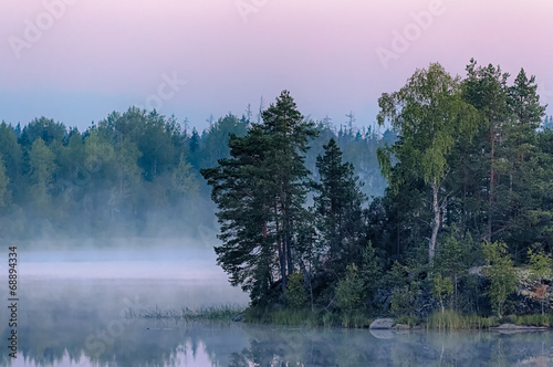 Tuinposter Purper before dawn
