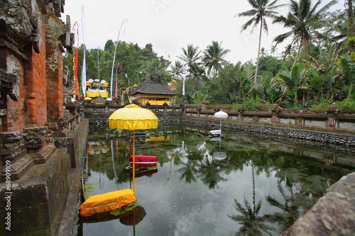 Foto op Plexiglas Indonesië Tirta Empul Temple. Bali, Indonesia.