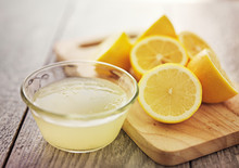 Freshly Squeezed Lemon Juice I...