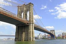 The Brooklyn Bridge, New York