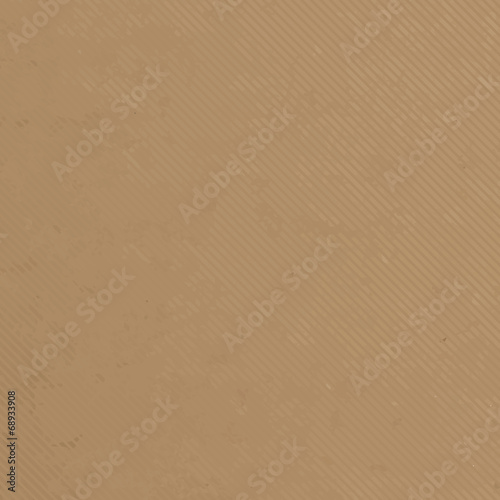 Vector grunge paper texture, distressed background Canvas Print