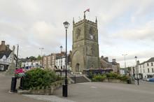 Coleford Town Center Market Pl...