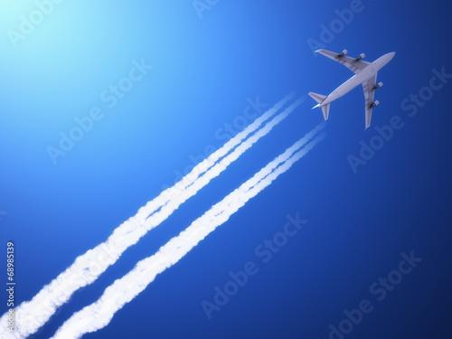Fotografie, Obraz  航空機