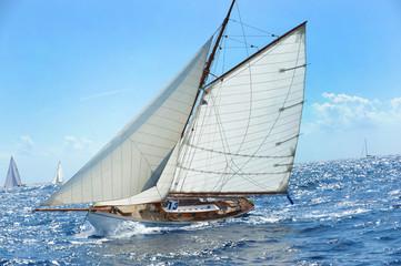 Fototapeta Barca a vela