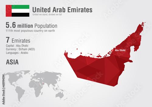 Uae united arab emirates world map with a pixel diamond texture uae united arab emirates world map with a pixel diamond texture gumiabroncs Choice Image