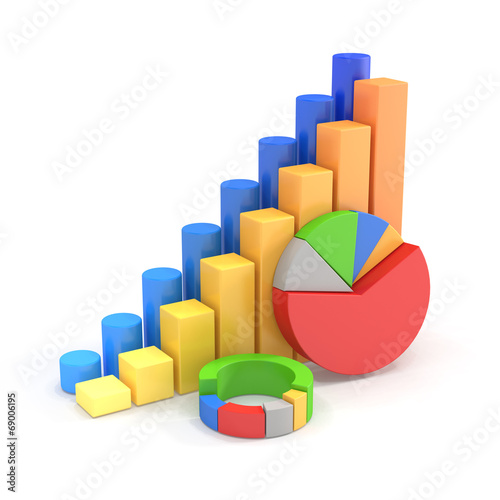 Fotografía  3D Charts