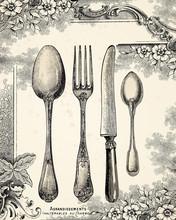 Menu 1900