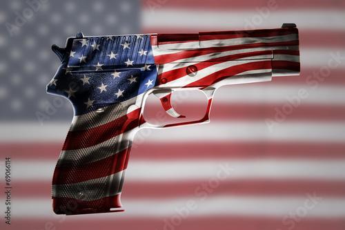 Fotografía  Gun